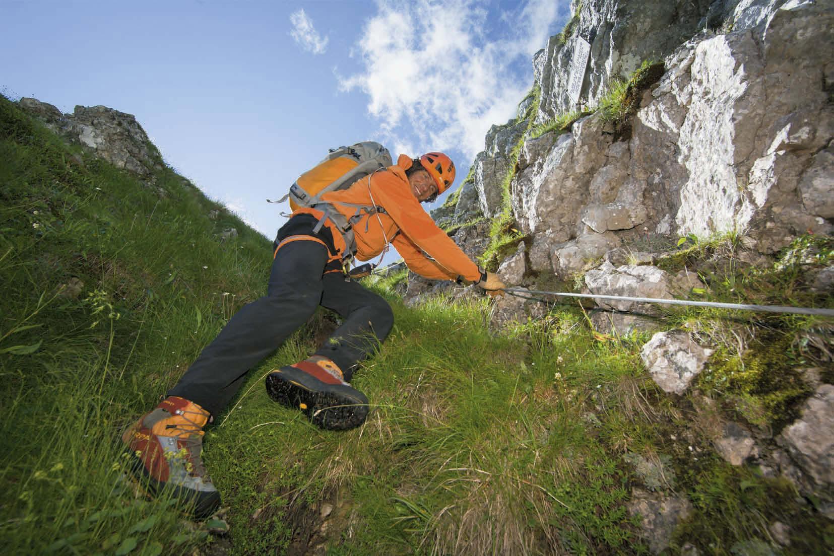 Klettersteigset Damen Test : Alleskönner outdoorhosen trekkinghhosen im test bergsteiger magazin