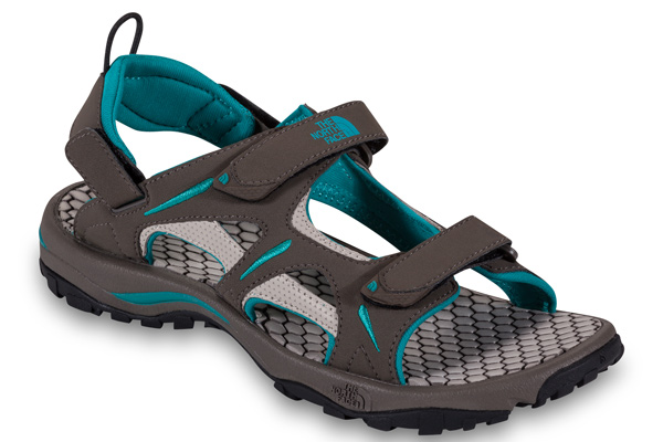 Im BERGSTEIGER Test 06/2015: THE NORTH FACE Hedgehog Trekkingsandalen