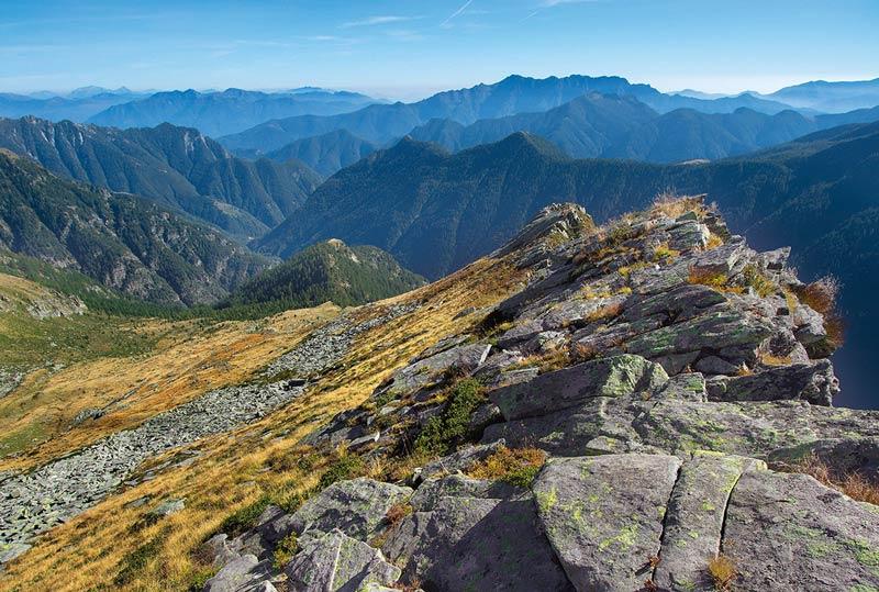 Nördlich des Lago Maggiore soll ein neuer Nationalpark entstehen