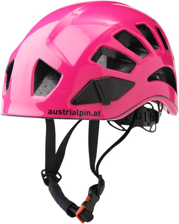 Im Bergsteiger Test 07/16: AUSTRIALPIN Helm.ut