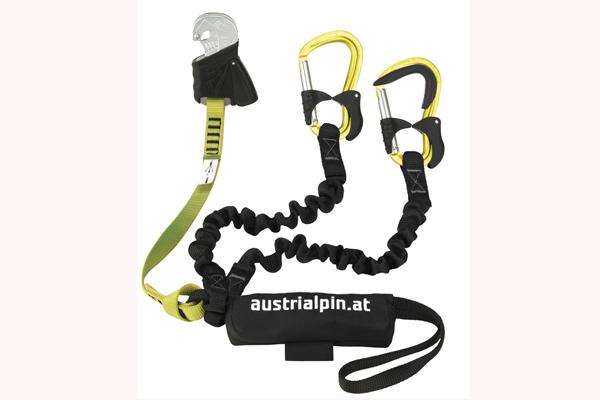 Klettersteigset Test 2016 : Im test austrialpin hydra stretch klettersteigset bergsteiger