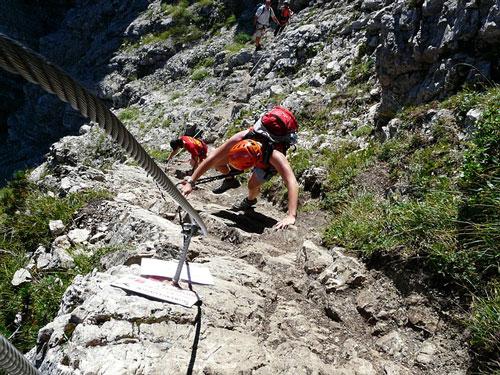 Kletterausrüstung Sale : Klettern für erfahrene rund um den arlberg bergsteiger magazin