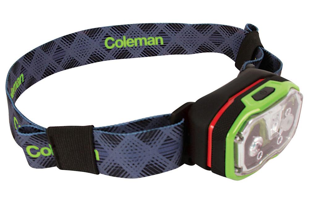Im Bergsteiger Test: Coleman CXS+ 300R