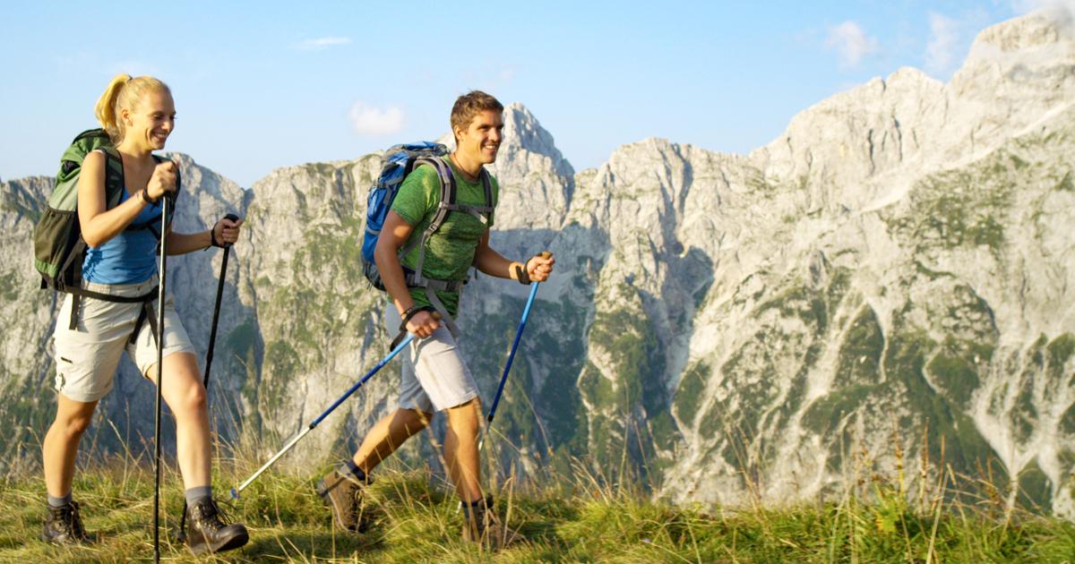 Berg Wörter Wanderer