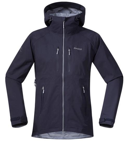 Im Bergsteiger Test: Bergans Eidfjord Jacket