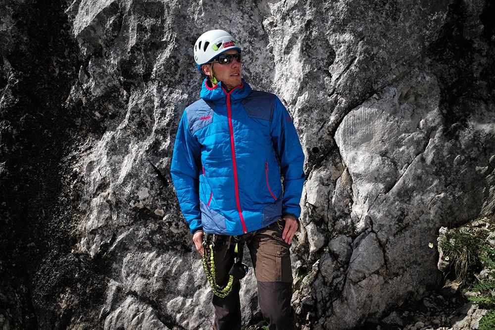 Im BERGSTEIGER Test 10/2015: BERGANS Nibbi Insulated Jacket
