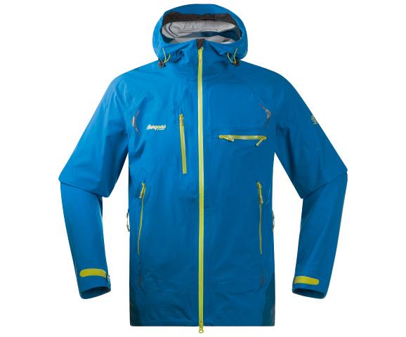 Im Bergsteiger Test: BERGANS Storen Jacket