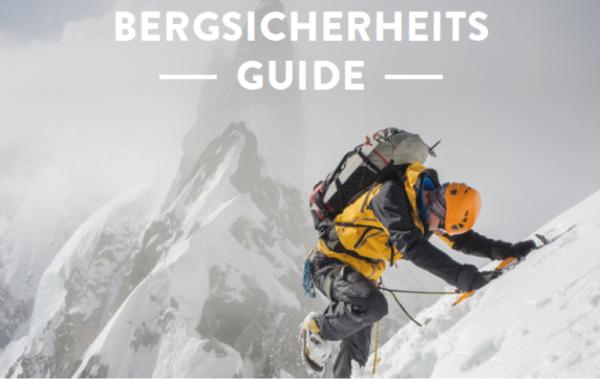 Das eBook fasst alles Wissenswerte zum Thema Bergsicherheit zusammen.