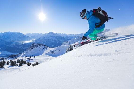 Skitouren Reutte Tirol