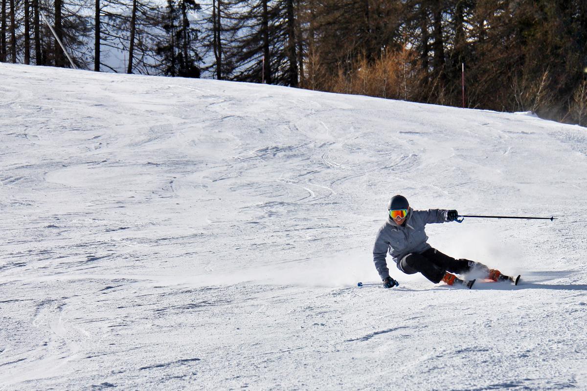 Geschichte des Ski alpin