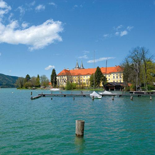 Das Kloster Tegernsee