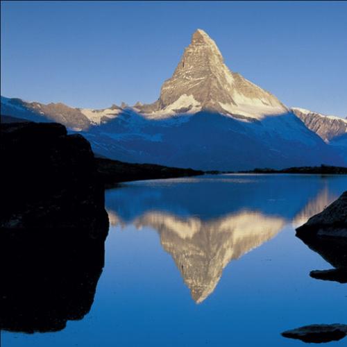 Nach 18 Wandertagen ist das Ziel erreicht - das Matterhorn! (Foto: Bernd Ritschel, Archiv Summit Club)