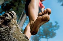 Gesunde Füße sind das A und O beim Bergsteigen