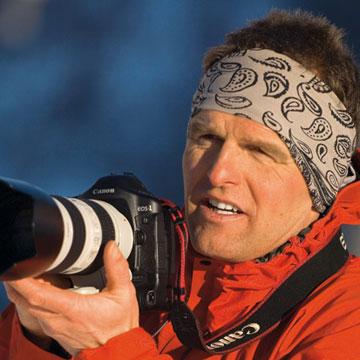 Profi-Fotograf Bernd Ritschel