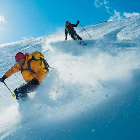 Skihochtouren - Die Königsdisziplin