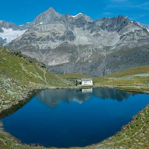 Karl Schulz brachte als Führertourist beachtliche Touren hinter sich, wie das Obergabelhorn im Wallis