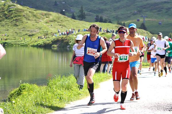 Aletsch Halbmarathon Michael Ruhland