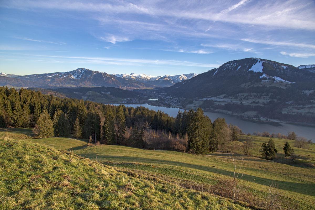Siedelalpe und Alpsee