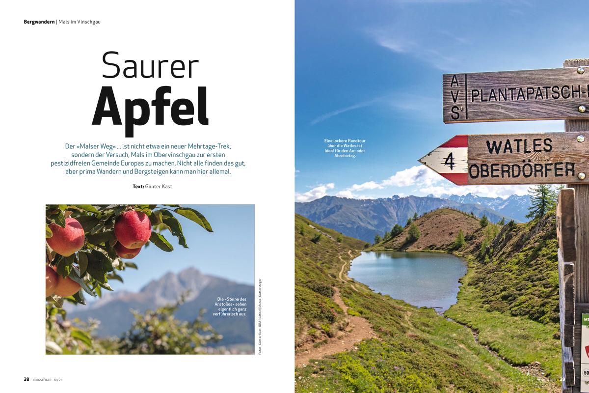 Südtirol Vinschgau