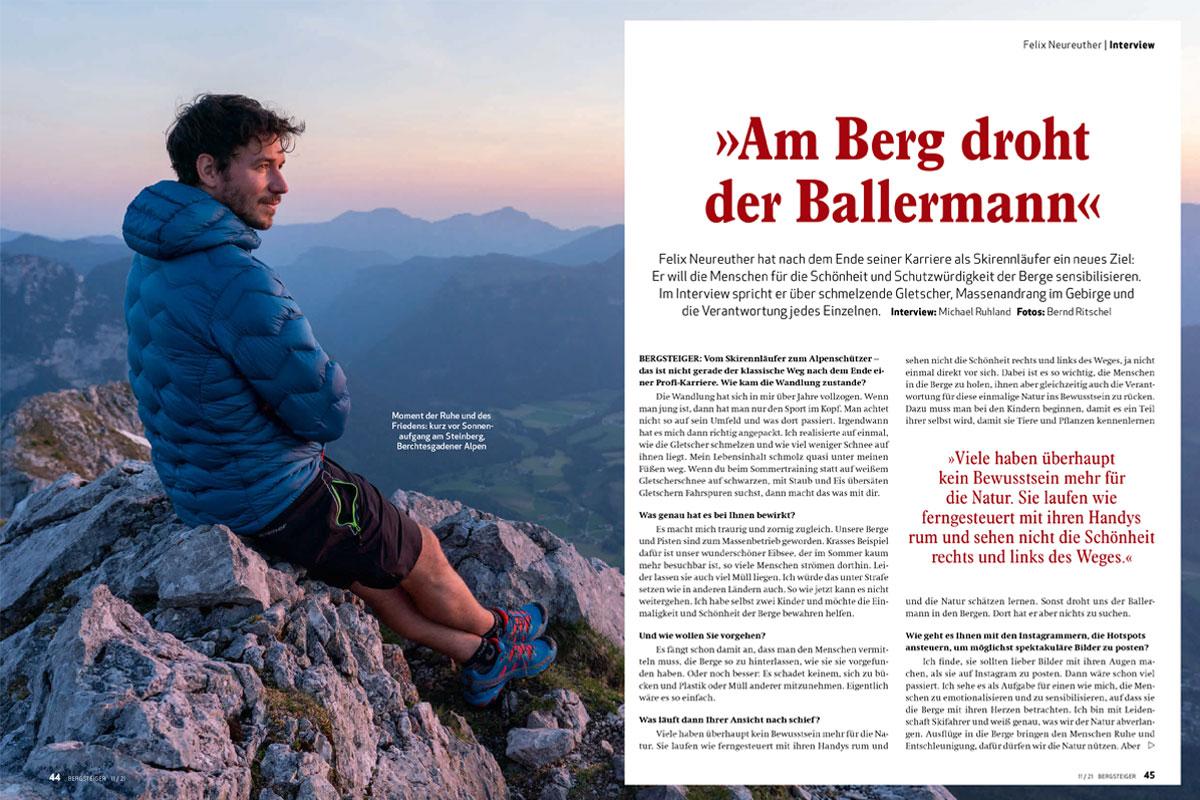 Felix Neureuther im Interview