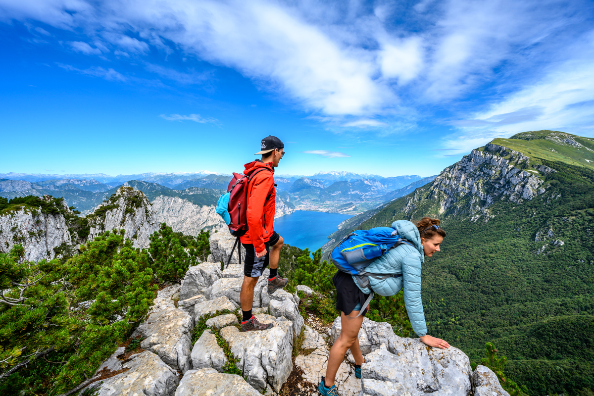 Wandern Monte Baldo