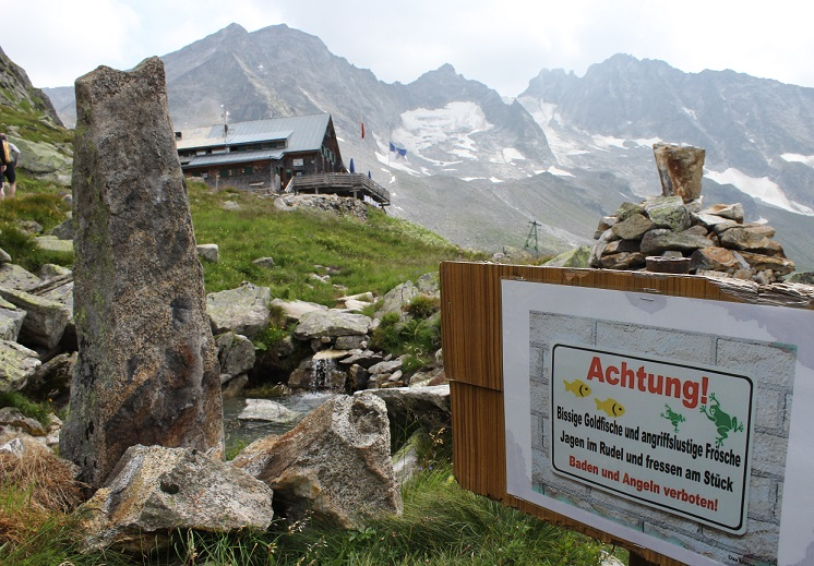 Granatsuche Zillertal