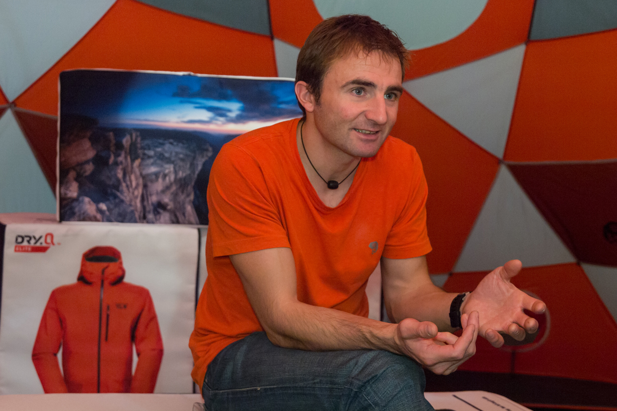 Interview Ueli Steck