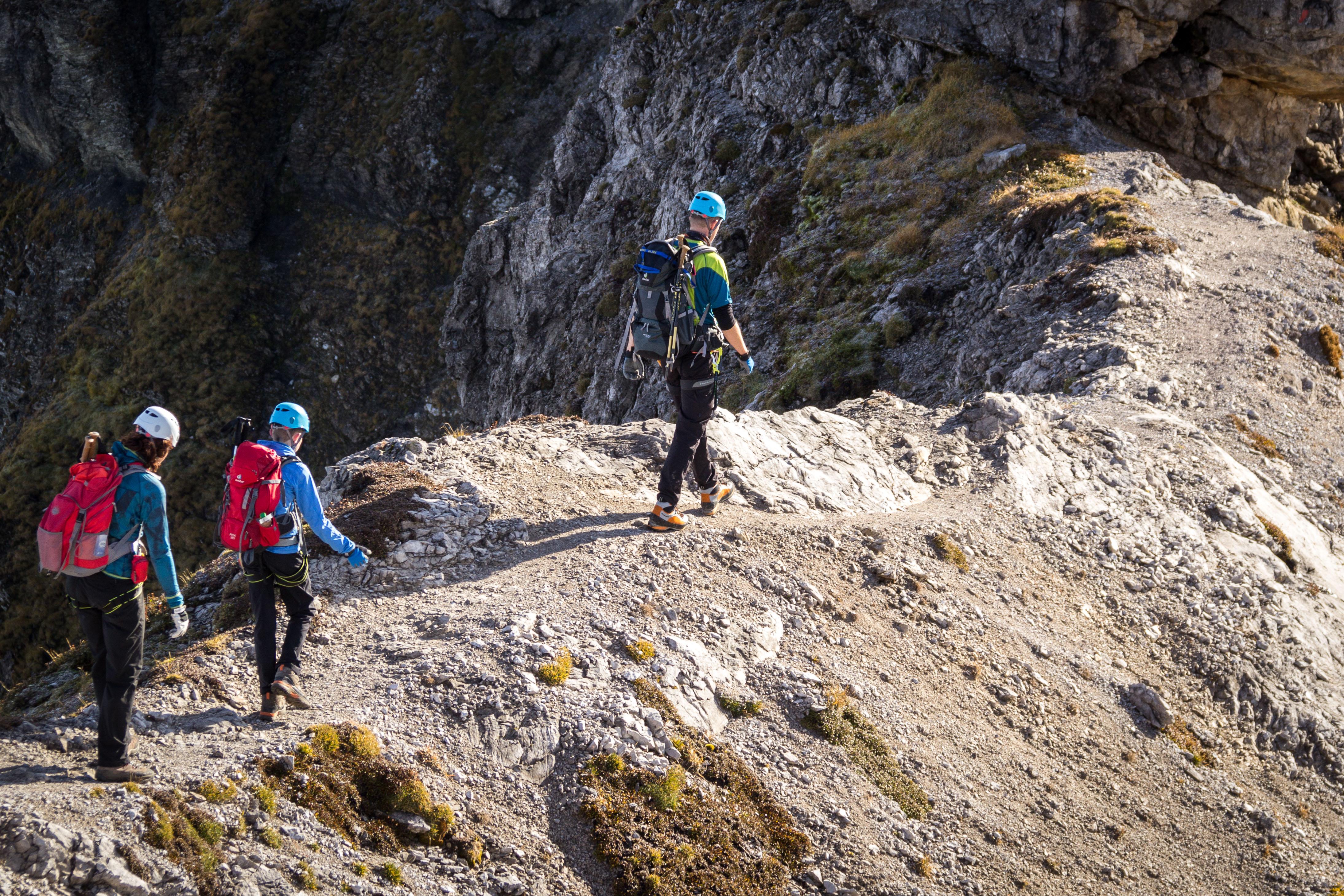 Klettersteig Hindelang : Tödlicher unfall am hindelanger klettersteig