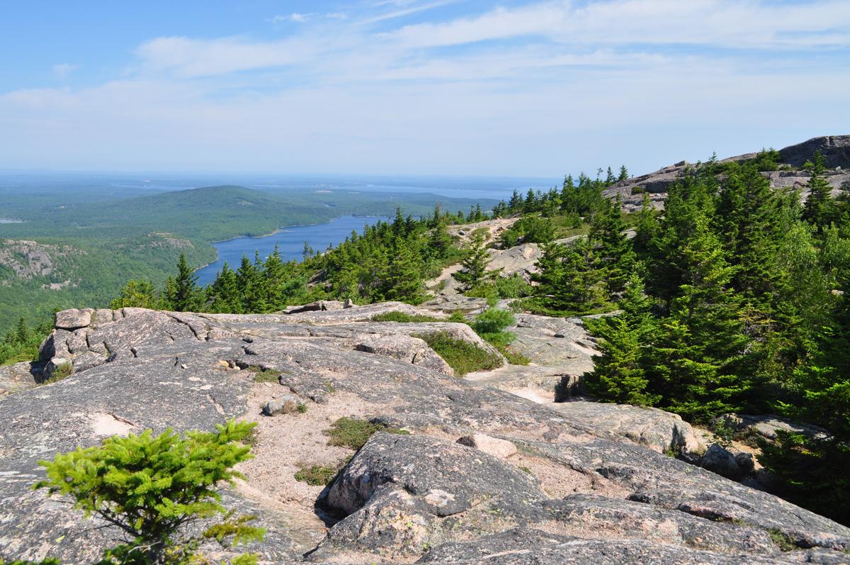 Wandern Acadia