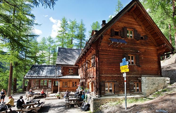 Hütte Schweiz