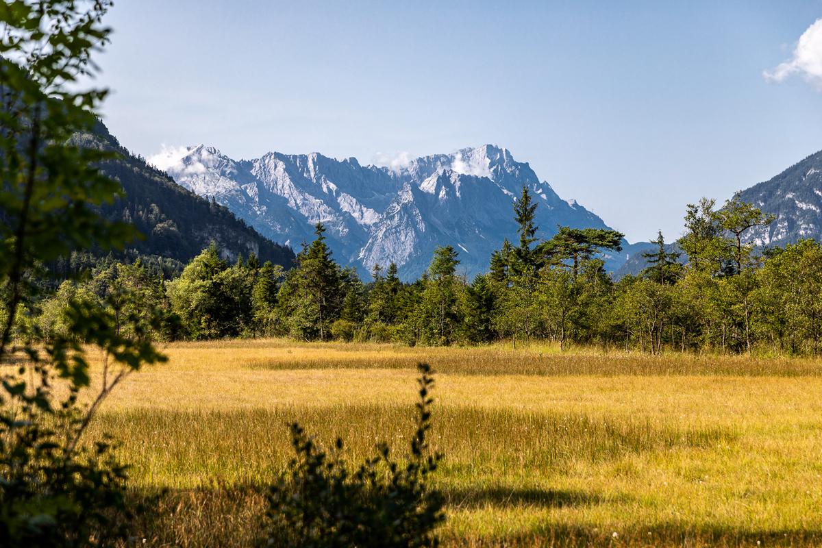 Eschenlohe Garmisch Zugspitze
