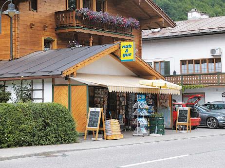 Bergsteigerdorf Ramsau