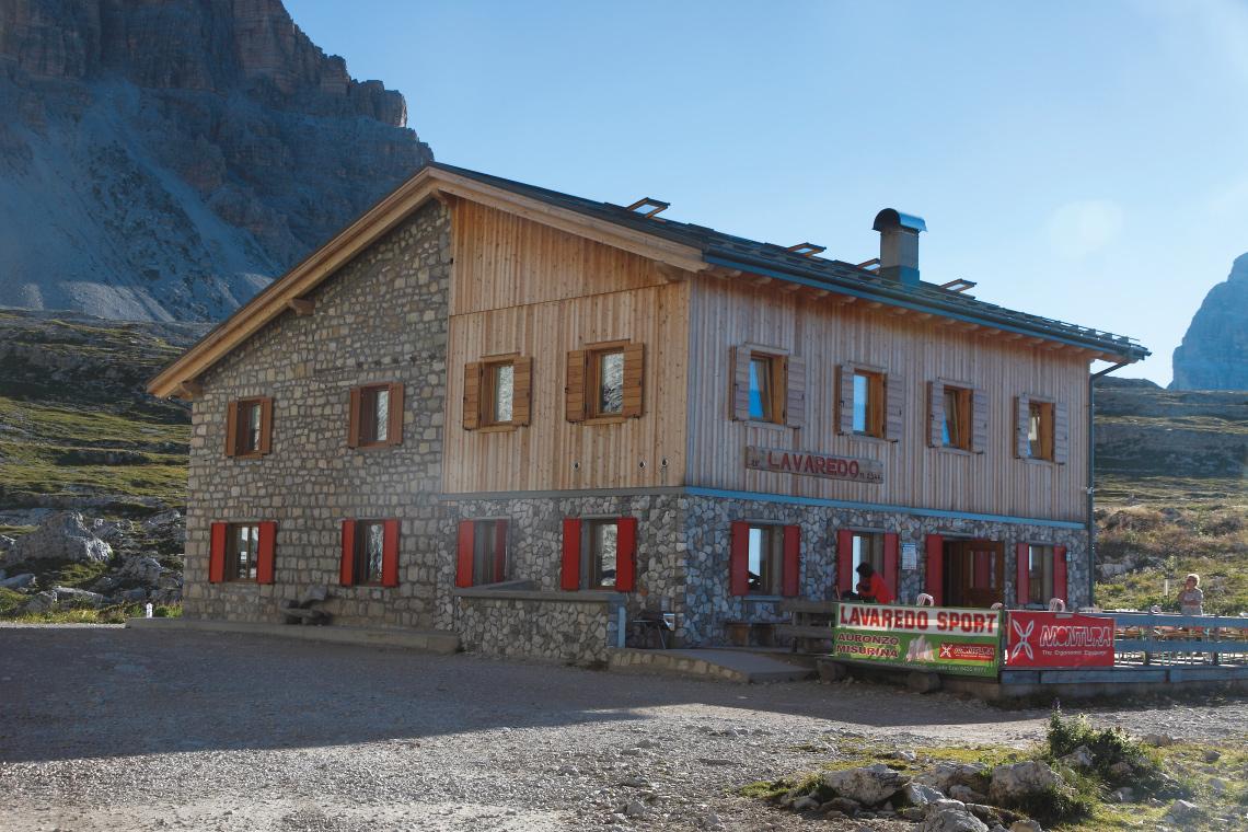 Lavaredo Hütte