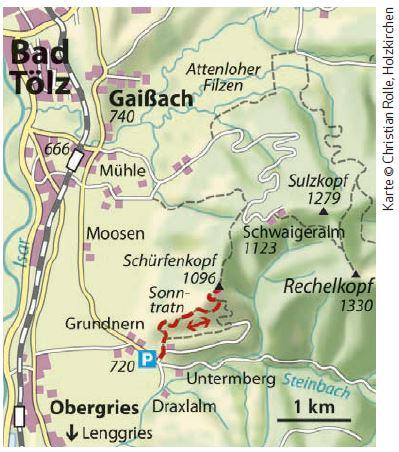 Sonntratn Karte