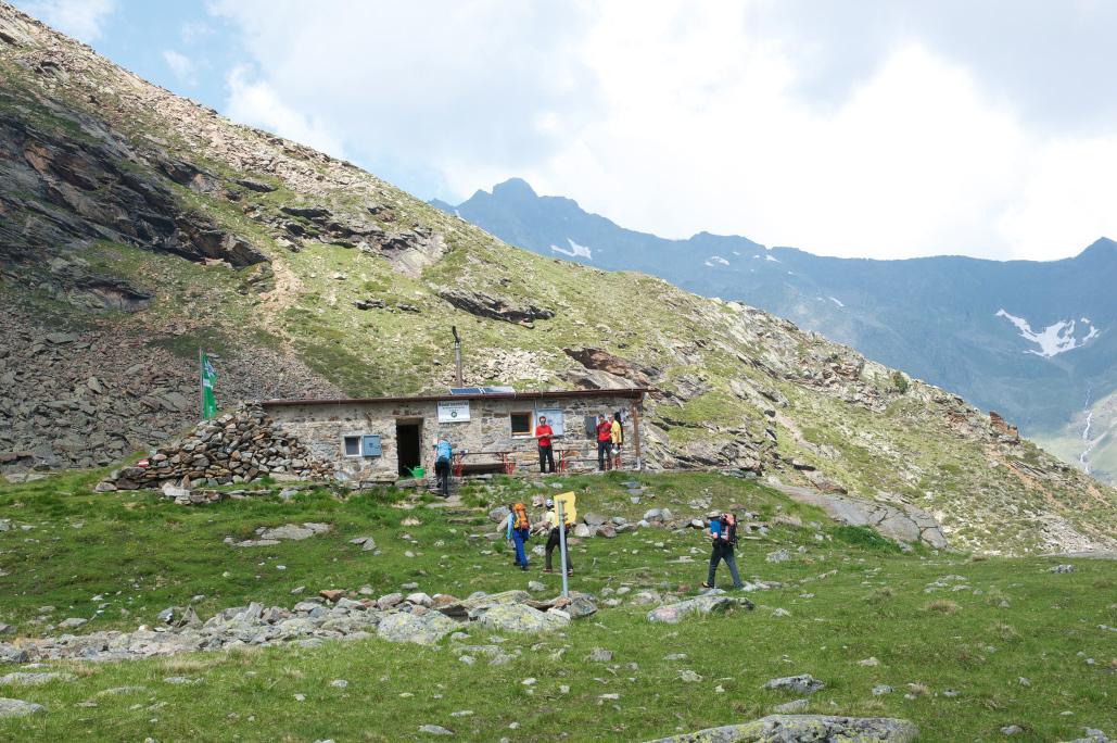 Hauerseehütte Ötztal