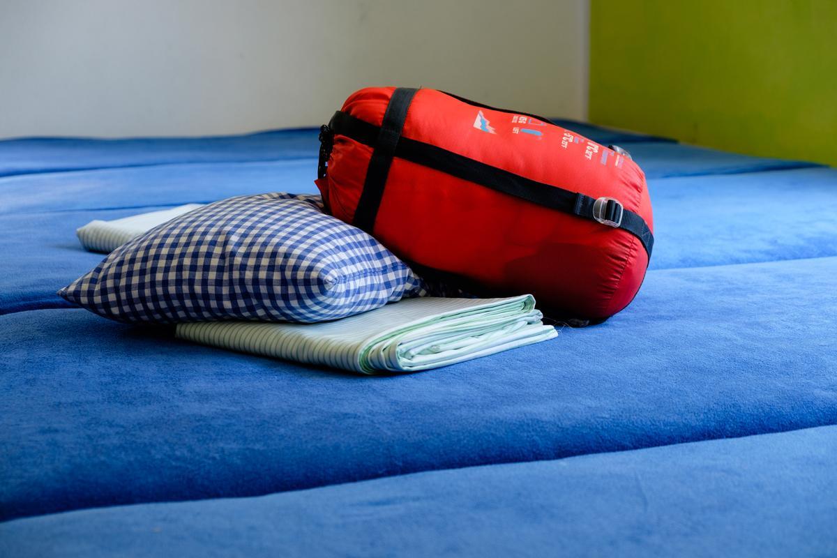 Hüttenschlafsack