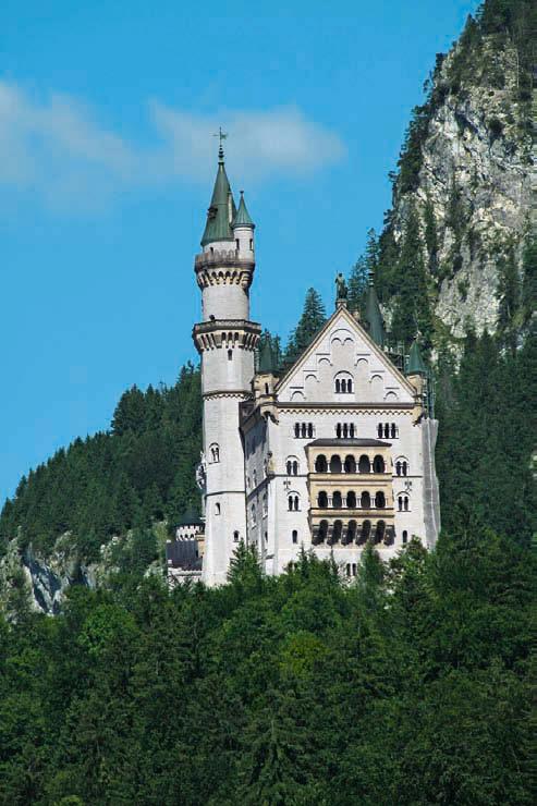 Schloss Neuschwanstein Wanderung