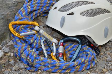 Kletterausrüstung Set : Kletterausrüstung set einsteiger klettern im Ötztal für