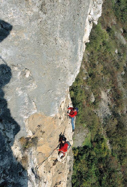 Mori-Klettersteig
