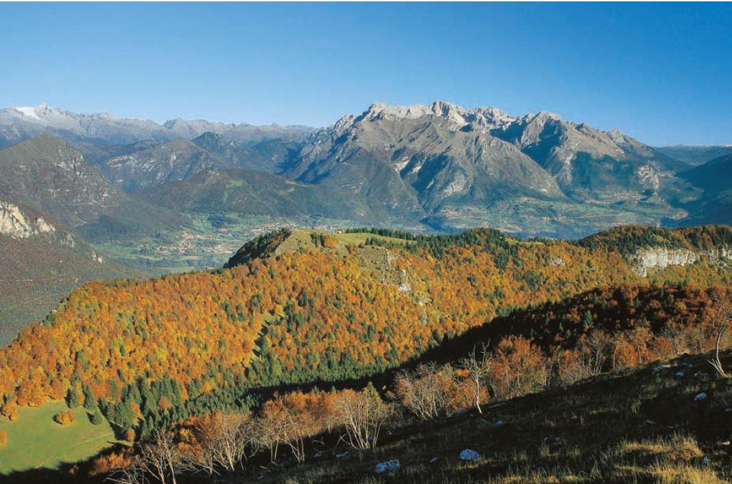 Monte Misone Gardasee