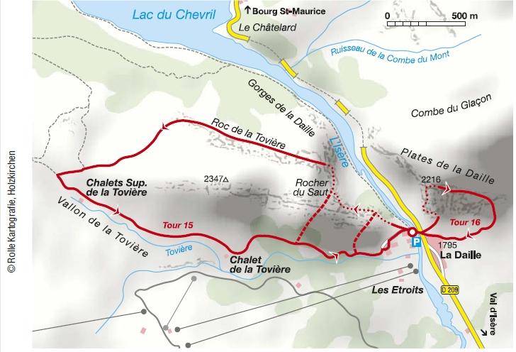 Roc de la Tovière