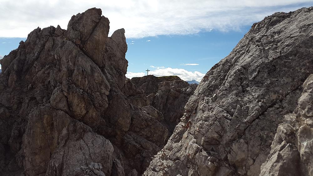 Wankspitze Klettersteig
