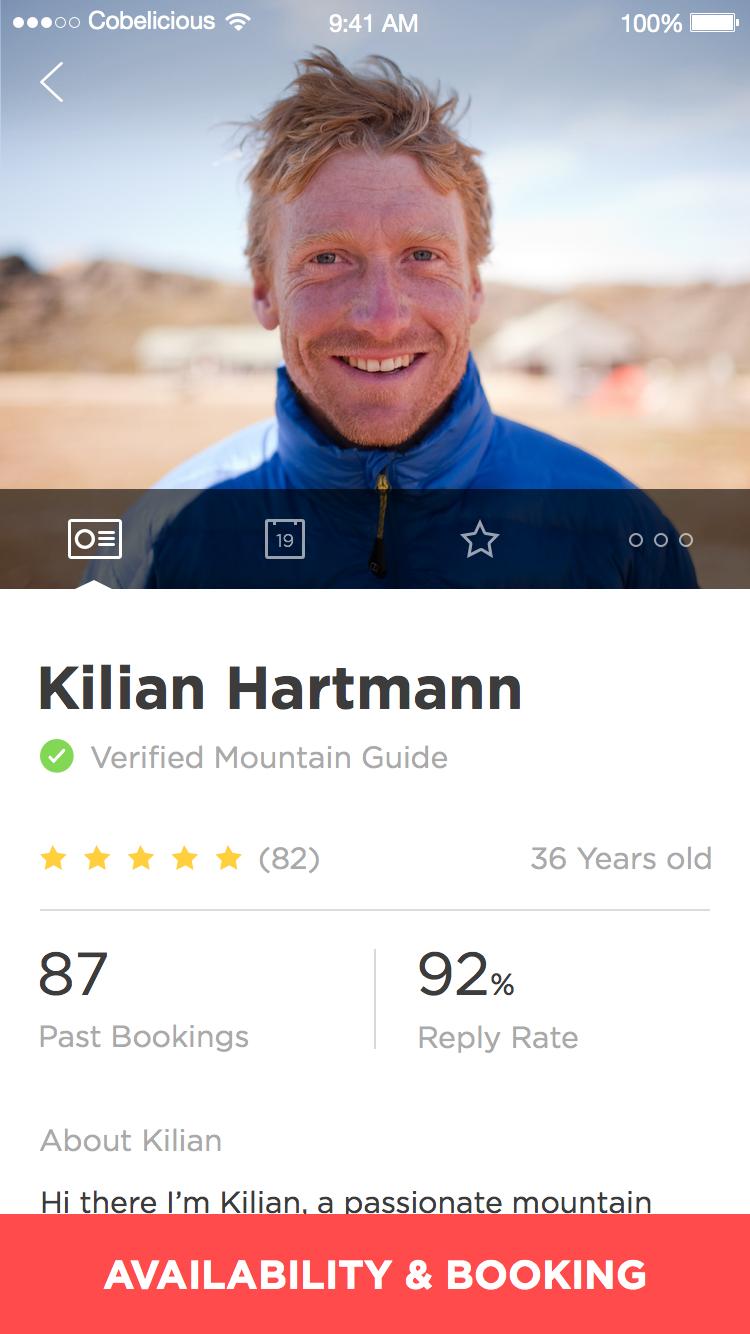 Guide Profil GuideBase