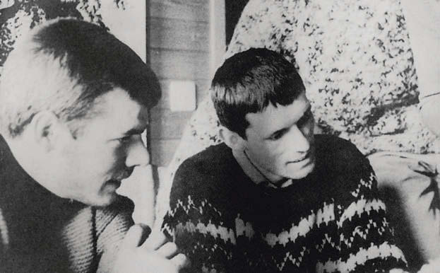 Reinhold und Günter Messner