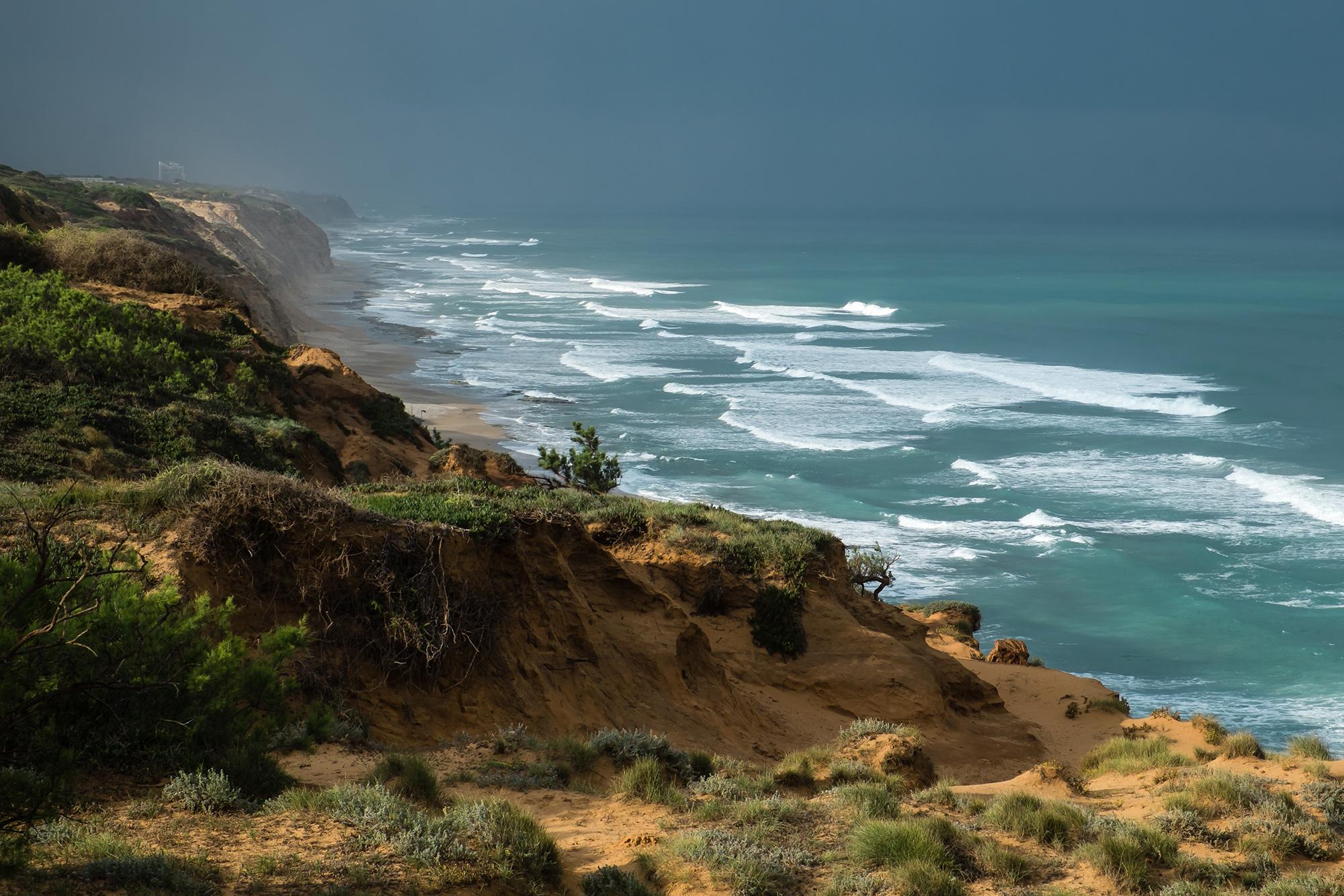 Israel National Trail Dünen