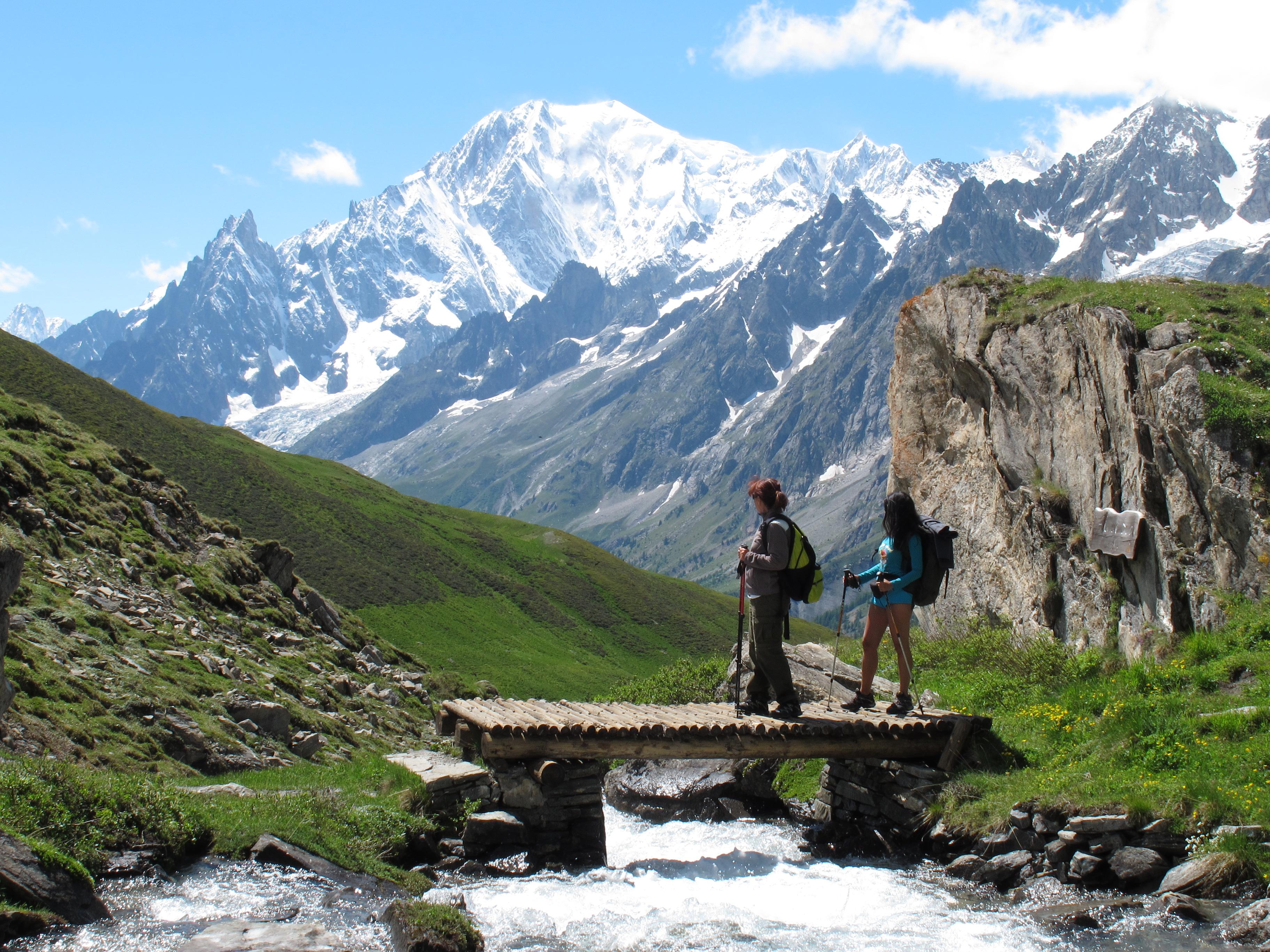 Höhenwege im Aostatal