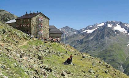 Breslauer Hütte Ötztal