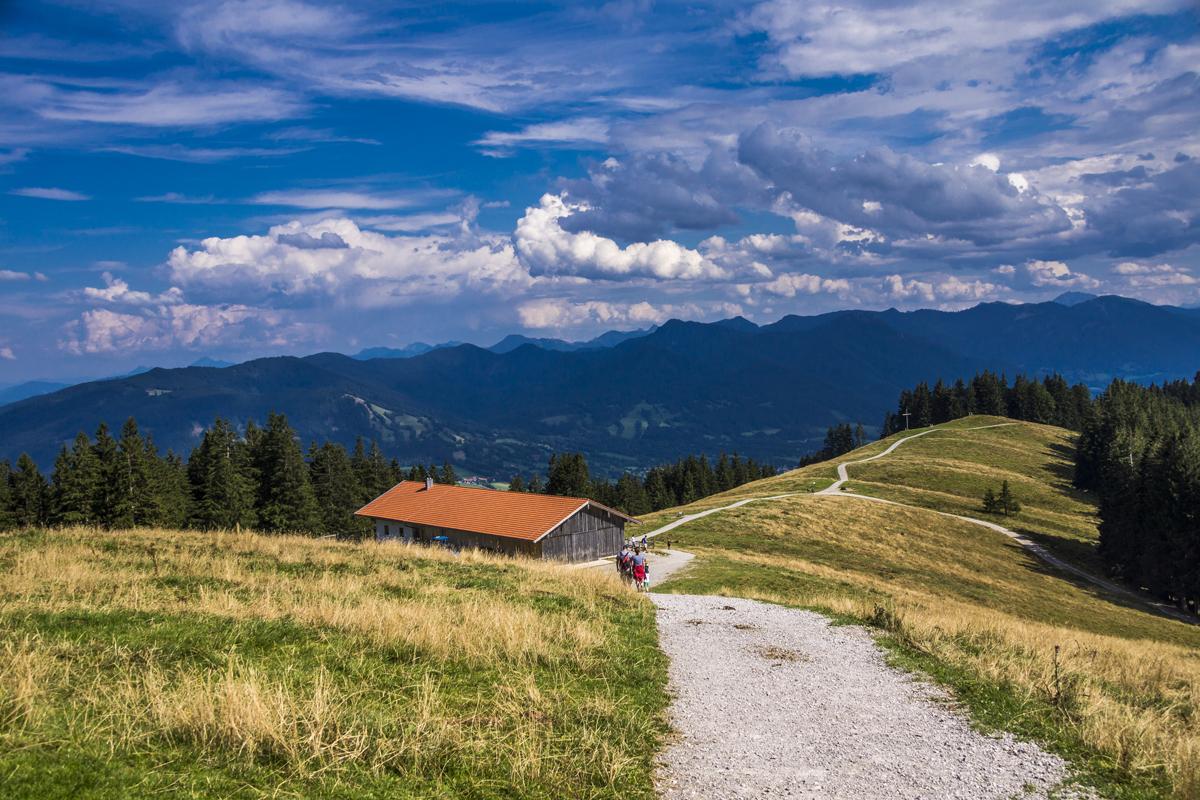 Blomberg Wanderweg