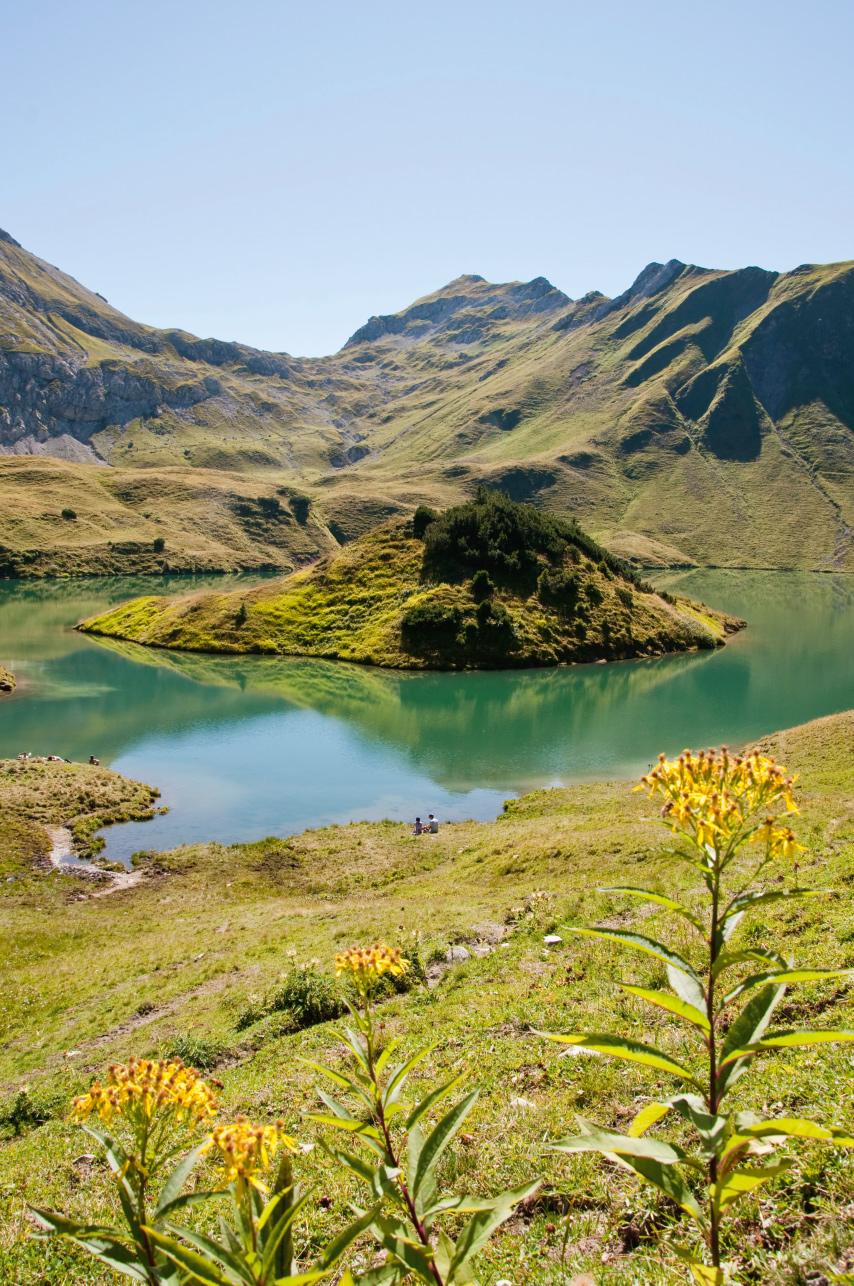 Wanderung zum Schrecksee Allgäuer Alpen