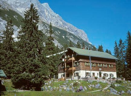 Klettersteig Zugspitze Schwierigkeitsgrad : Durch s reintal auf die zugspitze bergsteiger magazin